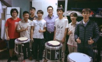 3.18.14 Jianguo High School Recent masterclass at my Dad's alma mater in Taiwan