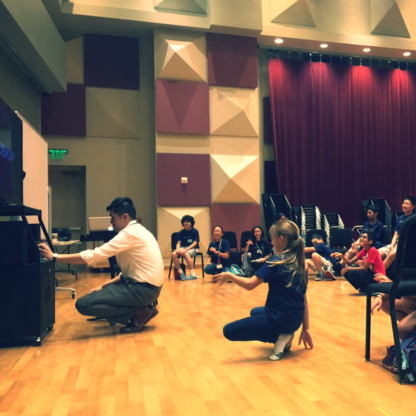 Colburn Piano Camp