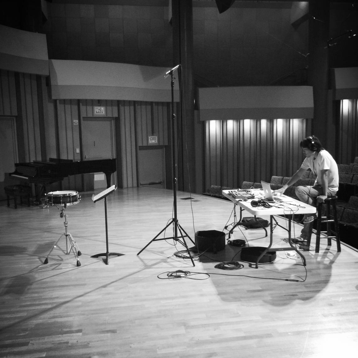 Recording MY